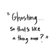 Ghosting #1